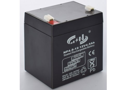 Универсальная батарея 12V4,5Ah аккумулятор для детских электромобилей