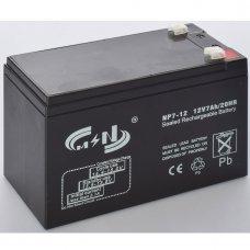 Универсальная батарея 12V7AH аккумулятор для детских электромобилей