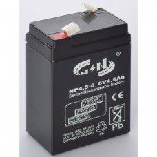 Универсальная батарея 6V4,5AH аккумулятор для детских электромобилей