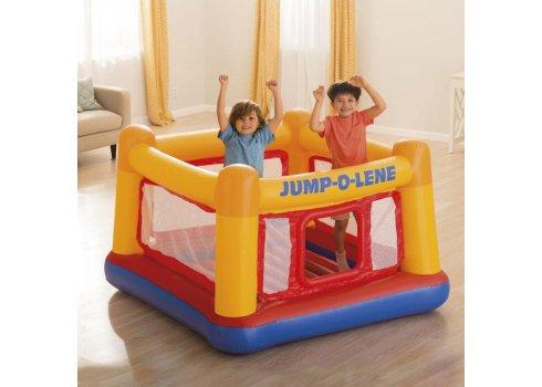 Детский надувной игровой центр-батут Intex 48260