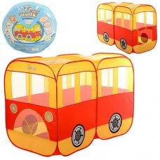 Палатка детская Автобус M 3327