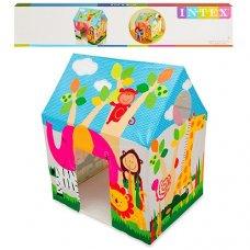 """Игровой домик (палатка) """"Джунгли"""" Intex 45642"""