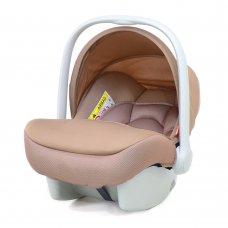 Детское автокресло для новорожденных (автолюлька) группа 0+ (0-13 кг) Carrello Mini CRL-11801 Stone Brown