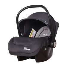 Детское автокресло для новорожденных (автолюлька) группа 0+ (0-13 кг) Tilly Sparky T-511/1 Black
