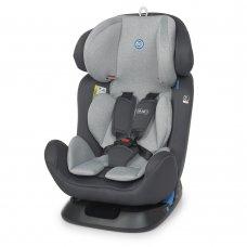Детское автокресло для ребенка от рождения до 12 лет El Camino Bravo ME 1042 Royal Cloud Gray серый
