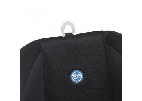 Детское автокресло для ребенка от рождения до 12 лет El Camino Bravo ME 1042 Royal Gray черно-серый