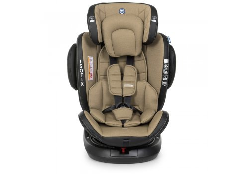 Детское автокресло EL CAMINO EVOLUTION 360º ME 1045 Royal Beige