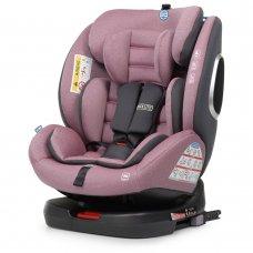 Автокресло детское поворотное EL CAMINO ABSOLUTE ME 1079 Royal Violet фиолет