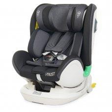 Автокресло детское EL CAMINO I-TRUST Isofix 0-36кг ME 1081 Gray серый
