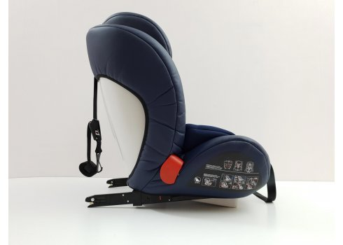 Автокресло от 9 месяцев до 12 лет (9-36 кг) с креплением Isofix Carrello Alto CRL-11805 Blue Shark