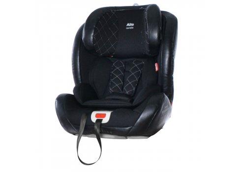Автокресло от рождения до 12 лет с креплением ISOFIX Carrello Alto CRL-11805 Black Panter