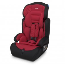 Автокресло-бустер 2 в 1 для детей от 1 года до 12 лет Bambi M 3546 Red красный