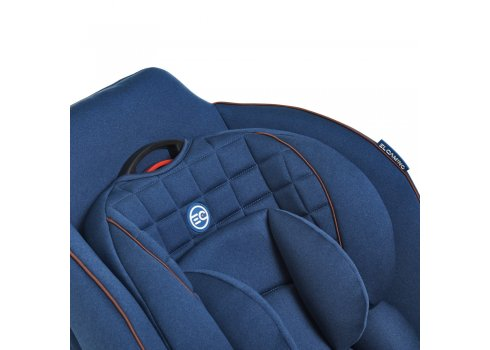 Автокресло для детей от рождения до 7 лет (группы 0+1,2) EL CAMINO TALISMAN ME 1065 Blue