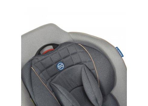 Автокресло для детей от рождения до 7 лет (группы 0+1,2) EL CAMINO TALISMAN ME 1065 Light Gray