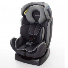Автомобильное кресло для детей от рождения до 6 лет Bambi M 3678 Silver Gray