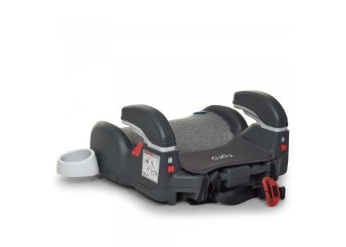 Автомобильное кресло-бустер El Camino Roro группа 2/3 (до 36кг) ME 1044 Gray-1