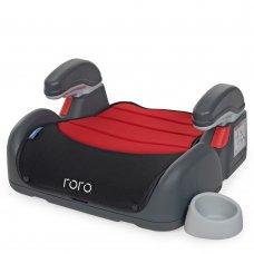 Автомобильное кресло-бустер El Camino Roro группа 2/3 (до 36кг) ME 1044 Ruby Black
