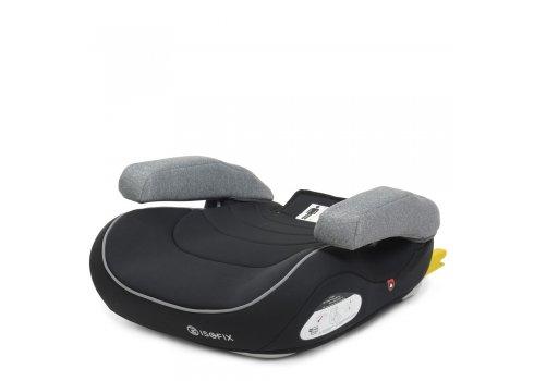 Автокресло-бустер для детей от 15 до 36 кг EL CAMINO STORM ME 1082 Gray серое