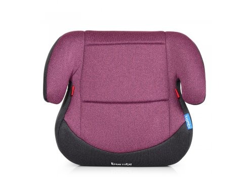 Автомобильное кресло-бустер от 4 до 12 лет Bambi M 2784 Gray Mix