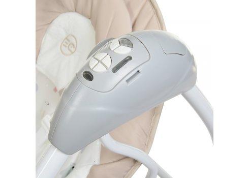 Детский укачивающий центр (напольные качели) для новорожденных EL CAMINO SENSA ME 1028 Bear Beige