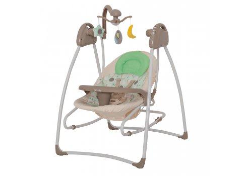 Кресло-качалка (укачивающий центр) CARRELLO Grazia CRL-7502 Slowly Beige бежевый