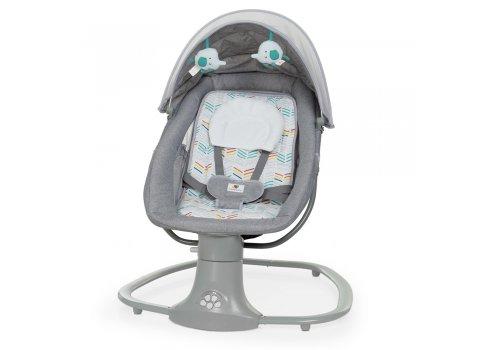 Детский укачивающий центр Mastela deluxe 8104 светло-серый