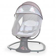 Детский укачивающий центр Mastela deluxe 8106 бежево-розовый