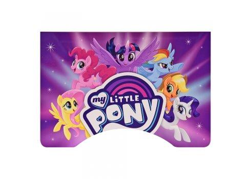 Детская парта-трансформер со стульчиком My little Pony, W 2071-56-3 лимон