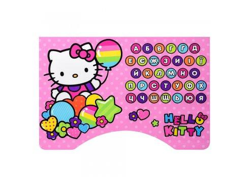 Детская парта-трансформер со стульчиком Hello Kitty W 2071-64-4 малиновый