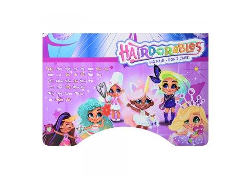 Детская парта-трансформер со стульчиком Hairdorables W 2071-72-3 сиреневый