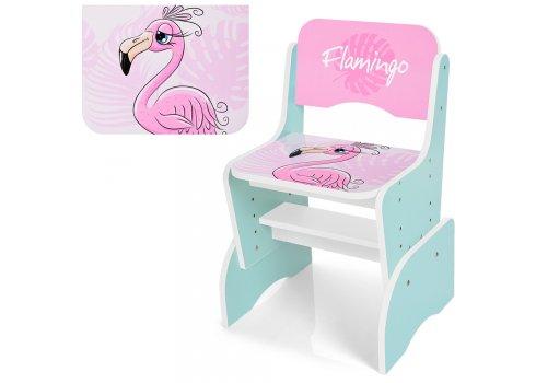 Детская парта-трансформер со стульчиком Фламинго W 2071-74-6 мятный