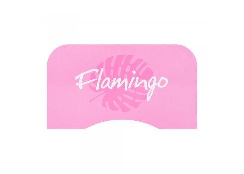 Детская парта-трансформер со стульчиком Фламинго Bambi W 2071-74-3 (UA) розовый