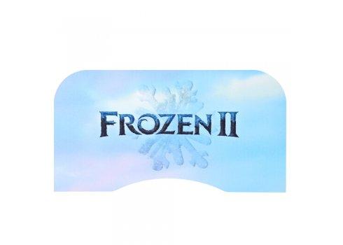 Детская парта-трансформер со стульчиком Frozen Холодное сердце Bambi W 2071-87-4(UA) белый