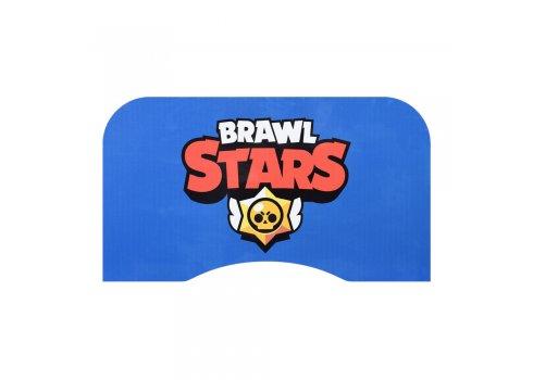 Детская парта-трансформер со стульчиком Brawl Stars Bambi W 2071-97-3(UA) белый