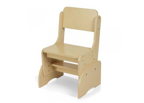 Детская парта-трансформер со стульчиком, F 2071 венге светлый