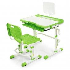 Комплект-трансформер парта и стульчик Bambi M 3111(2)-5 зеленый
