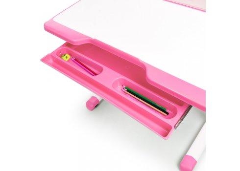 Комплект-трансформер парта и стульчик Bambi M 3111(2)-8 розовый