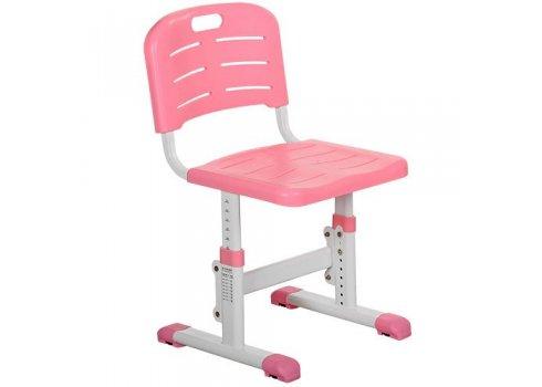Детская парта и стульчик «Растишка» (комплект-трансформер) Bambi Bambi M 3230-8 розовая