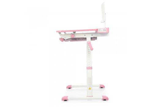 Школьная парта-растишка и стул Bambi M 3823A(2)-8 розовый