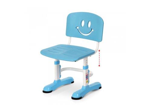Комплект-трансформер парта и стульчик Bambi M 4091-4 синий
