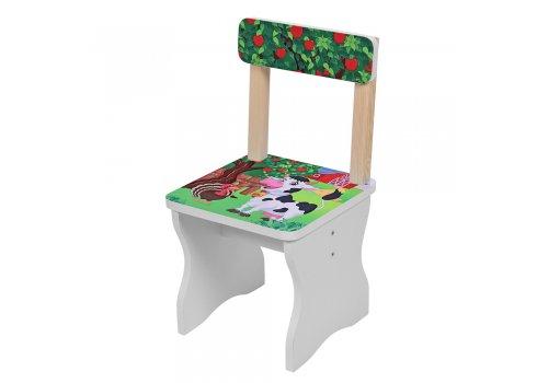 Детский столик со стульчиком Bambi Ферма 504-10