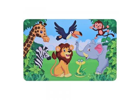 Детский столик со стульчиком Bambi Зоопарк 504-11