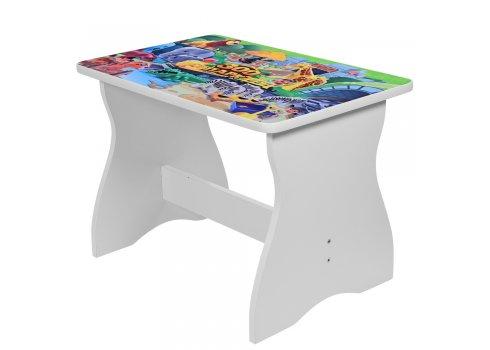 Детский столик со стульчиком Bambi Зоопарк 504-19