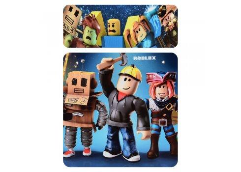 Детская парта со стульчиком Растишка BAMBI Роботы 904-96