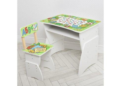 Детская стол-парта со стульчиком Bambi 905-134