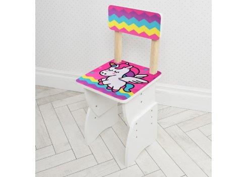 """Детская стол-парта со стульчиком """"Единорог"""" Bambi 905-64"""