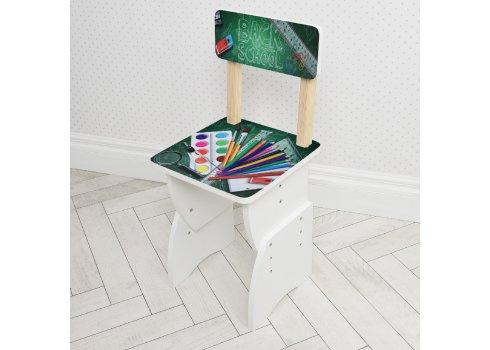 """Детская стол-парта со стульчиком """"Школа"""" Bambi 905-86"""