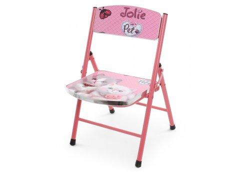 Детский складной столик со стульчиком Котята A19-CT
