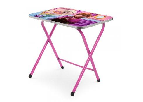 Детский складной столик со стульчиком Холодное сердце A19-FR фиолетовый