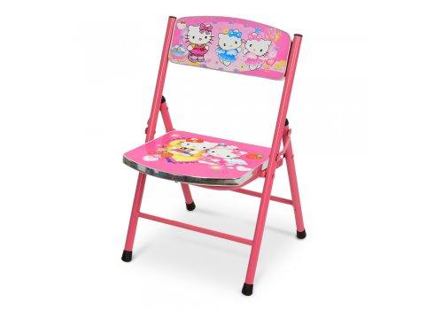 Детский складной столик со стульчиком Hello Kitty A19-HK